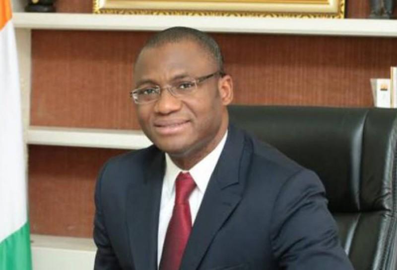 Le ministre Sidi Touré