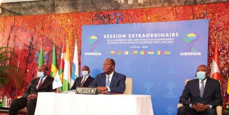 Le Chef de l'État Alassane Ouattara. (DR)