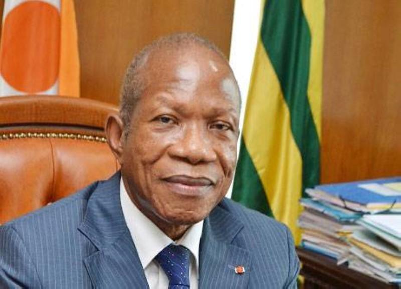 SEM. Patrice Kouamé, Secrétaire exécutif du Conseil de l'Entente. (DR)