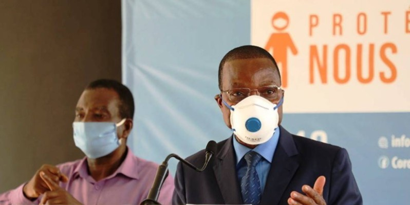 Joseph Séka Séka, ministre de l'Environnement et du Développement durable. (DR)