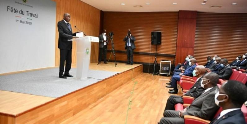 Amadou Gon Coulibaly, Premier ministre ivoirien. (DR)