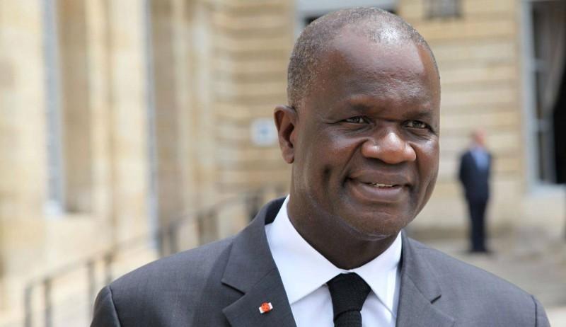Amadou Soumahoro, président de l'Assemblée nationale. (DR)