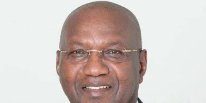 Le ministre de l'Emploi et de la Protection Sociale, Pascal Kouakou a un malaise dans la nuit de vendredi à samedi. (Dr)