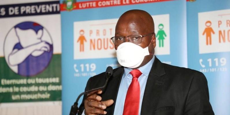 Ibrahim Diarra, directeur de cabinet du ministre auprès du Premier Ministre chargé de la Promotion de l'Investissement Privé. (DR),
