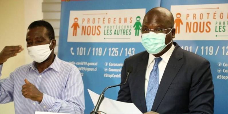 Le ministre Amédé Kouakou. (DR)