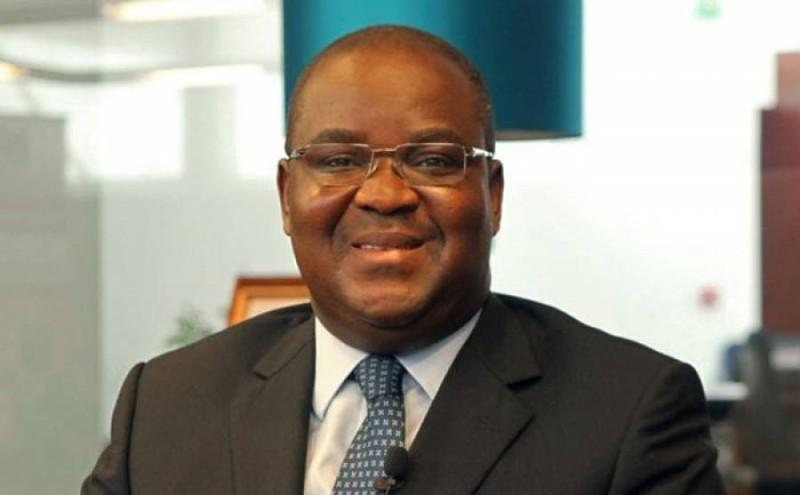 Dr Edoh Kossi Amenounve, directeur général de la BRVM. (DR)
