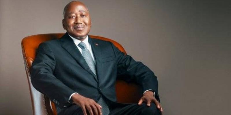 Amadou Gon Coulibaly se porte bien (DR)