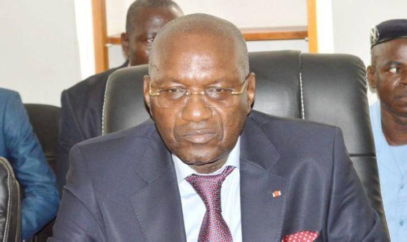 Le ministre Pascal Kouakou Abinan testé positif au Covid-19. (DR)