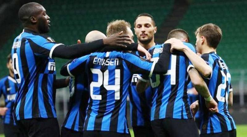Les joueurs de l'Inter Milan testés négatifs au Covid-19. (DR)