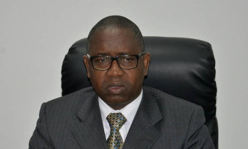 Pr. Tiémoman Koné, directeur général de l'Université virtuelle de Côte d'Ivoire. (DR)