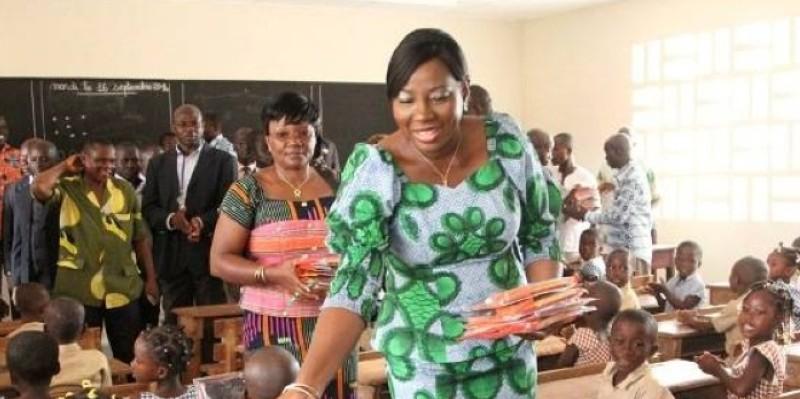 Kandia Camara appelle les acteurs du système éducatif à faire en sorte que le Coronavirus n'entre pas dans les salles de classe. (Dr)