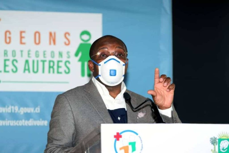 Siandou Fofana, ministre du tourisme et des loisirs. (DR)
