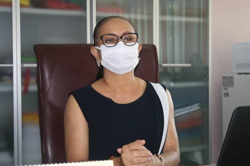 Nicole Aphing Kouassi, Directrice générale adjointe de l'Anader. (DR)
