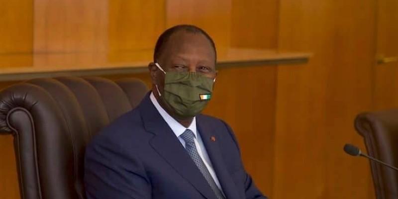 Le Chef de l'Etat a présidé une réunion du Conseil national de Sécurité. (Dr)