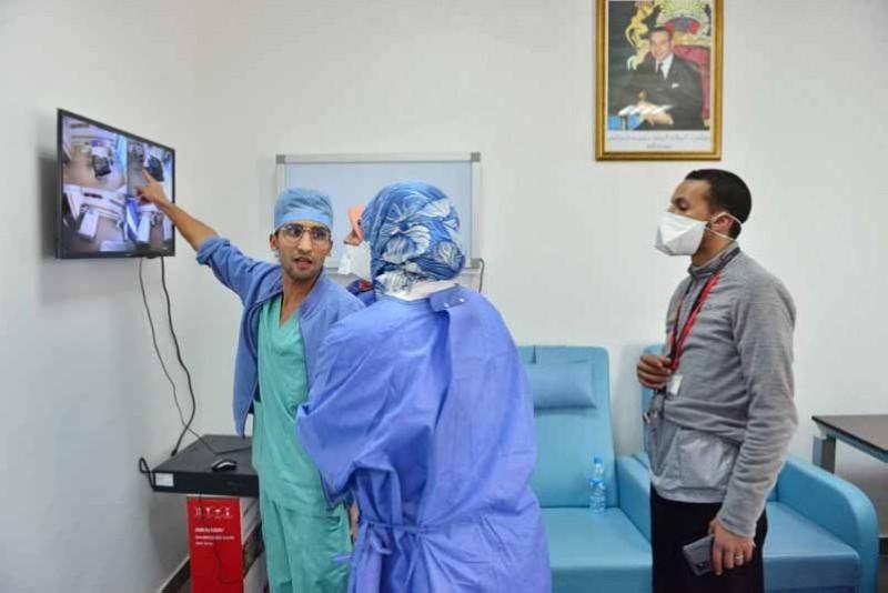 Le Maroc continue d'enregistrer des cas de contamination au Covid-19 (DR)