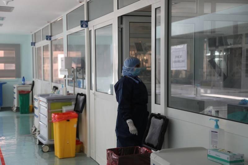 Un hôpital de prise en charge des personnes contaminées (DR)