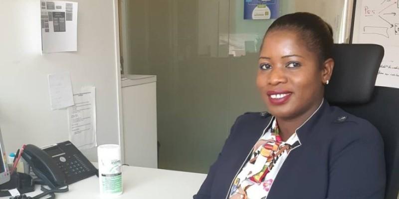 Dr Lea Silué (Santé publique France). (Dr)