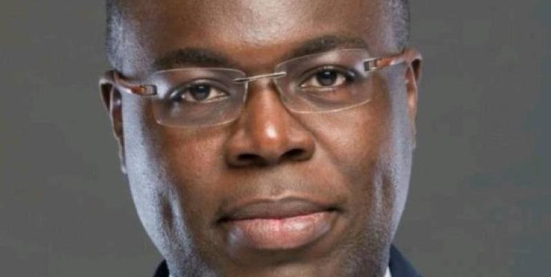 L'Ivoirien Eric Kacou, nouveau membre du  Rwanda development board (Rdb). (DR)