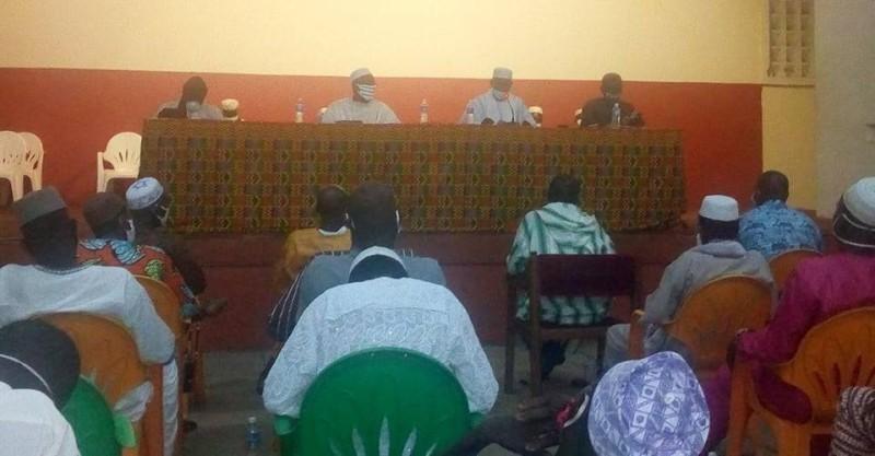 la communauté musulmane d'Agboville invitée à raffermri la foi en Allah (DR)