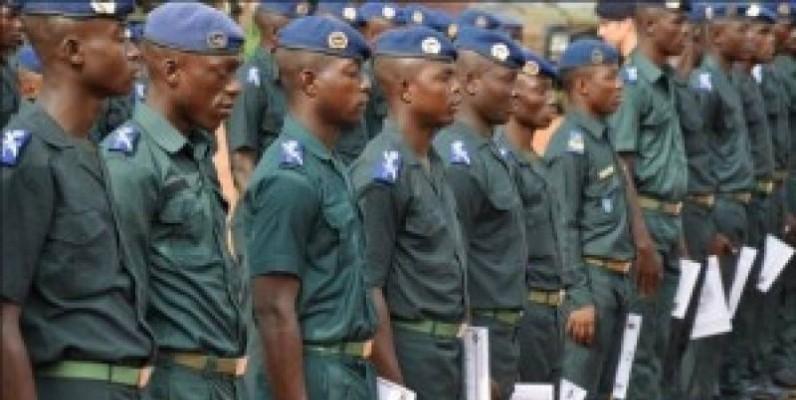 Une vue des élèves sous-officiers de l'Ensoa. (DR)