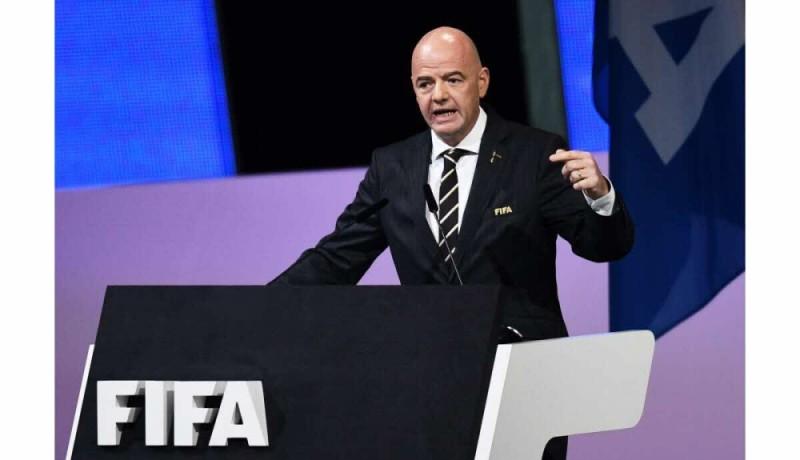 Les enquêtes en cours pourraient mettre à mal le deuxième mandat du président Gianni Infantino à la tête de la Fifa.