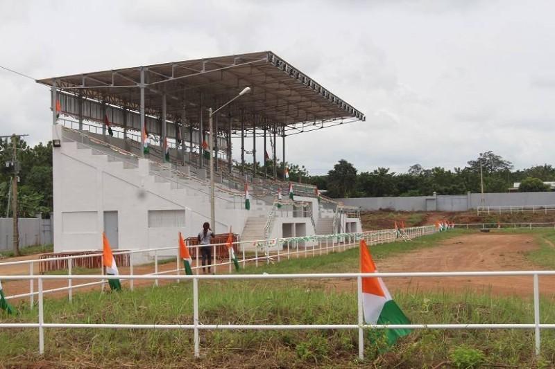 Le stade Koné Samba Ambroise de Dimbokro. (DR)
