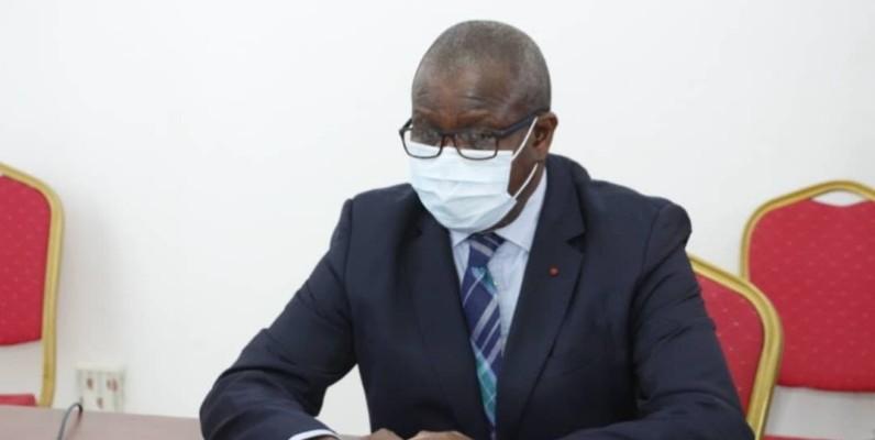 Issiaka Konaté, directeur général des Ivoiriens de l'extérieur. (DR)
