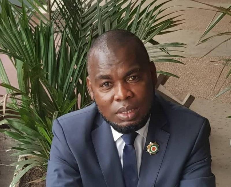Dr Famoussa Coulibaly, président de la Commission parlementaire de la Recherche, de la science, de la technologie et de l'environnement, et également directeur exécutif adjoint du Rhdp