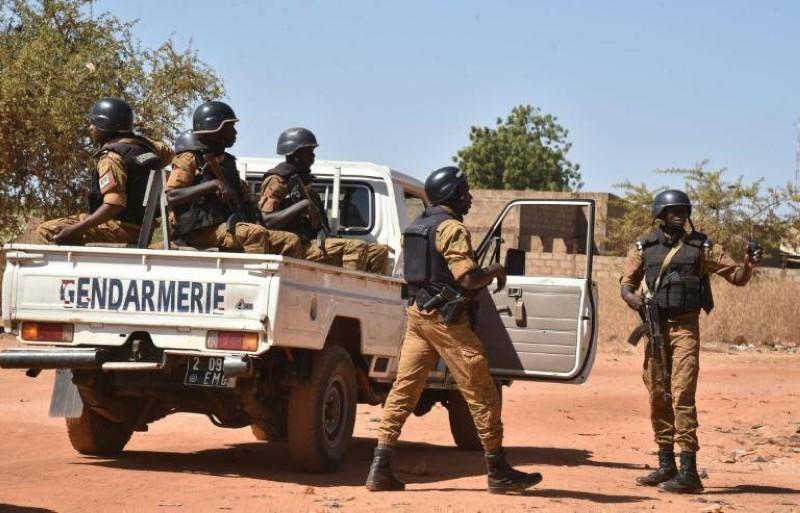 Des gendarmes en plein ratissage au Nord du Burkina Faso
