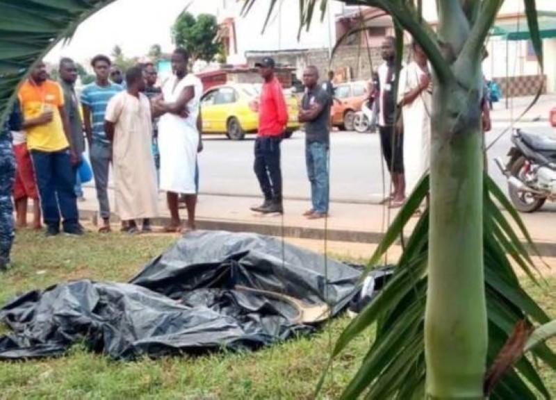 Une famille entière tuée dans un accident de la circulation à Angré (DR)