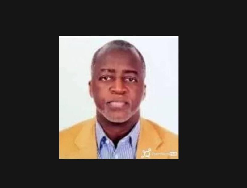 Ghislain Koffy, l'époux du Professeur Laurence Adonis