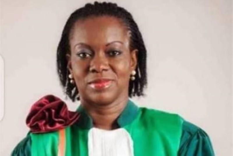 Pr Adonis Laurence Koffi, chef de l'unité de néphrologie pédiatrique du Chu de Yopougon. (DR)