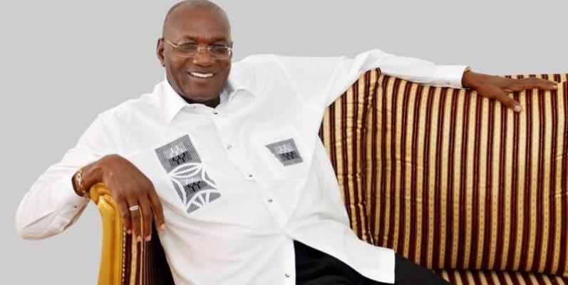 Le ministre Abinan Kouakou recouve la santé après une attaque du Covid-19 (DR)