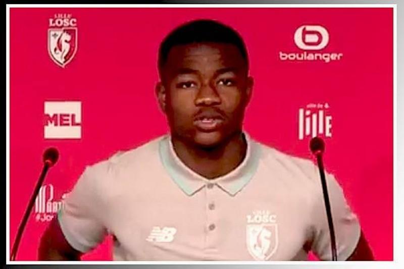 Kouadio-Yves Dabila, l'Ivoirien courtisé par des clubs européens pour son talent. (DR)
