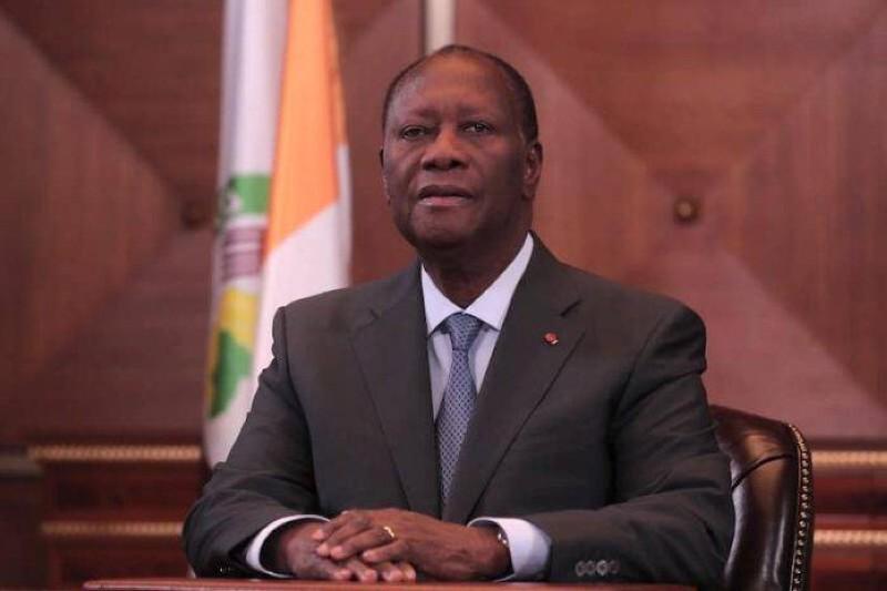 Le Chef de l'Etat, Alassane Ouattara, présidera une session du Conseil national de sécurité, jeudi. (Dr)