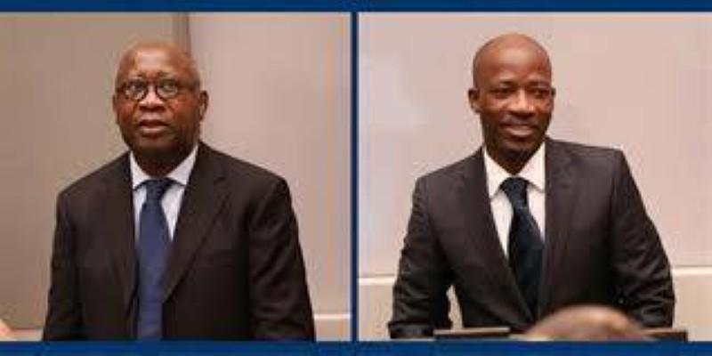 Laurent Gbagbo et Blé Goudé attendent toujours une liberté provisoire (DR)
