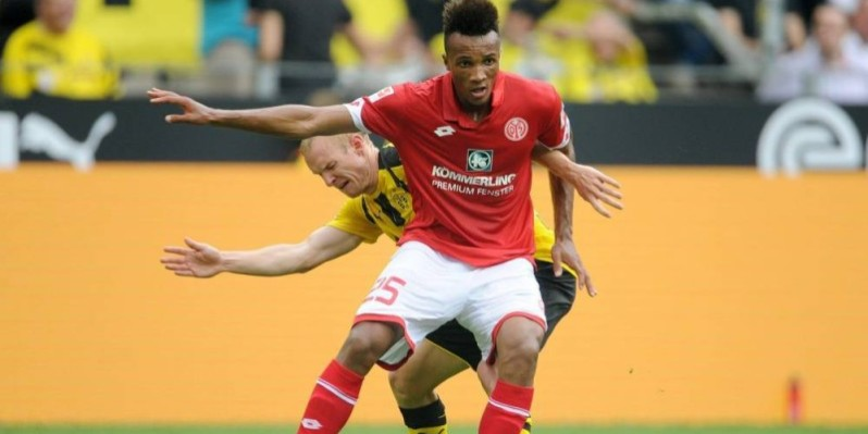 Jean-Philippe Gbamin. (DR)