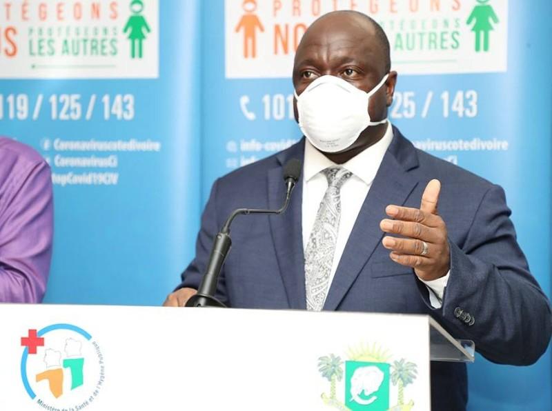 Salimou Bamba, directeur général de l'Agence Côte d'Ivoire Pme. (DR)