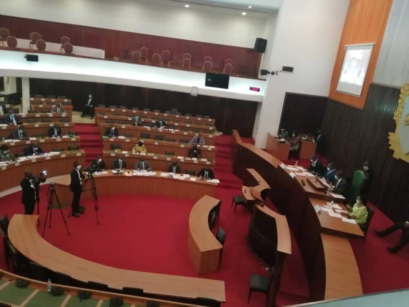Les projets de loi sur la recomposition de la Cei, la révision du code électoral et bien d'autres ont reçu la caution des députés.