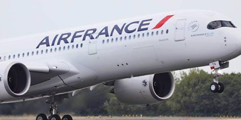 Deux vols seront organisés en partenariat avec Air France. (Dr)