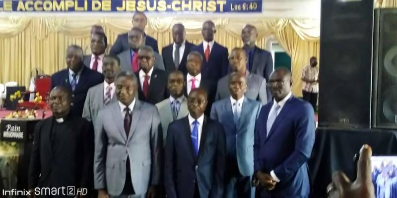 La Fédéraion Evangélique de Côte d'Ivoire unie pour l'avancée de l'œuvre de Dieu (DR)