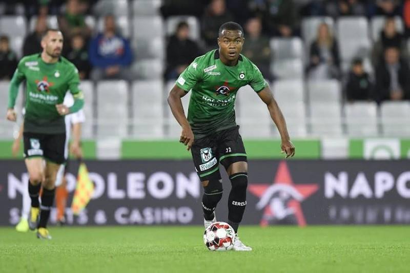 Kouadio Yves Dabila a confirmé son talent cette saison dans le championnat de Belgique.