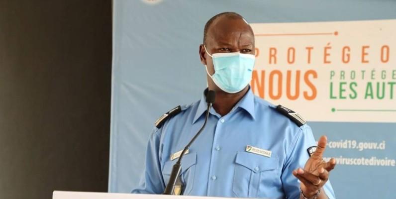 porte-parole de la police Bleu Charlemagne. (DR)