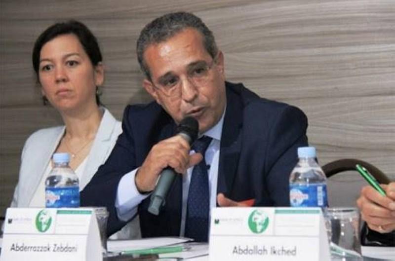 Le directeur général adjoint du groupe Bank Of Africa (Boa), Abderrazzak Zebdani