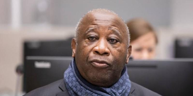 L'ex-président Laurent Gbagbo. (Dr)