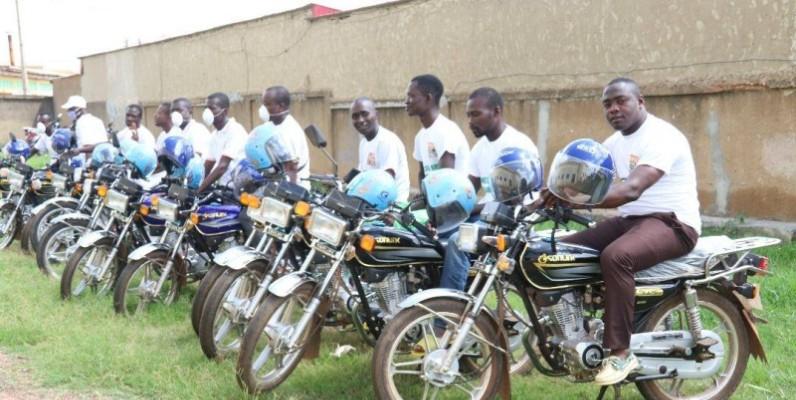Les jeunes du Rhdp prêts à investir le terrain(DR)