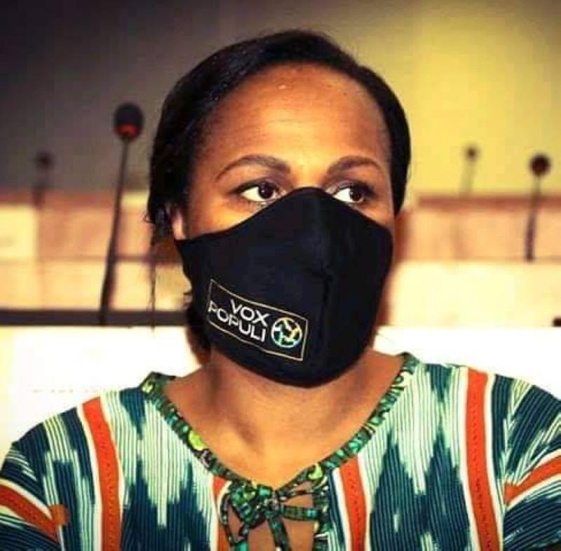 Yasmina OUEGNIN, Membre du Bureau Politique du Pdci-Rda