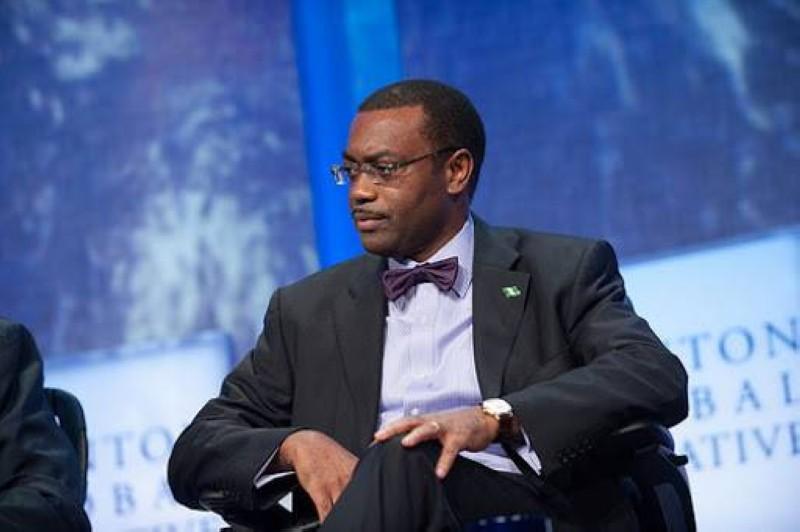 Akinwumi Adesina, président du Groupe de la Banque africaine de développement. (Dr)