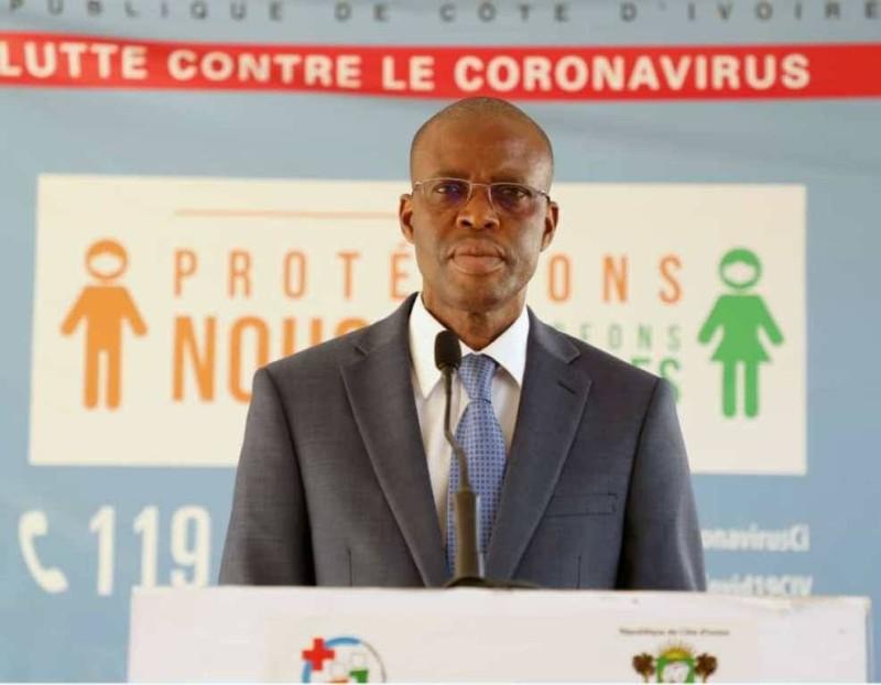 Bakary Sanogo, directeur du Cicg. (DR)