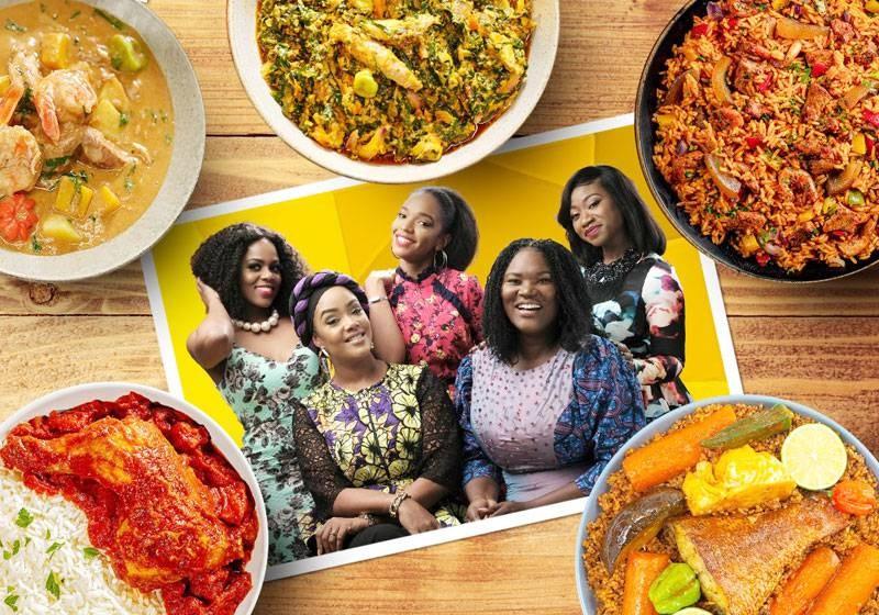 La saison 2 de la série ''Yelo Pèppè'' consacrée à la cuisine bientôt sur You tube. (DR)